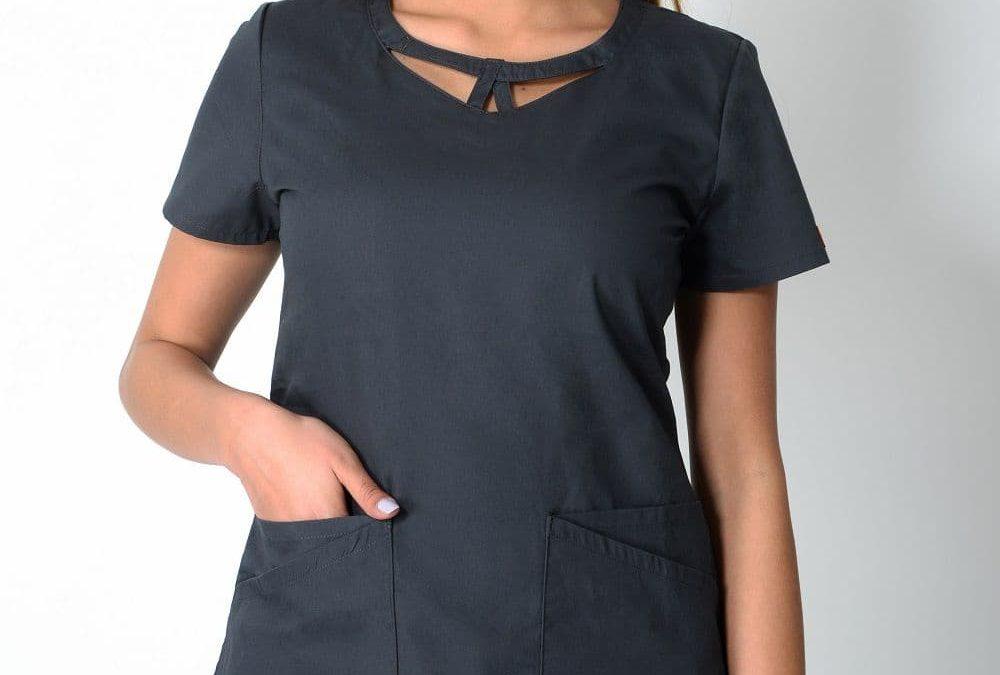 Présentation de la blouse médicale pour femme 85810 de la marque DICKIES
