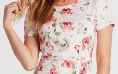 Des blouses médicales fleuries pour l'été !