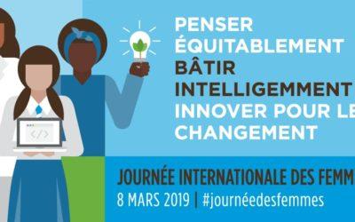 Journée internationale de la femme, journée du 8 mars