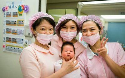 Journée internationale des infirmières le 12 mai 2019
