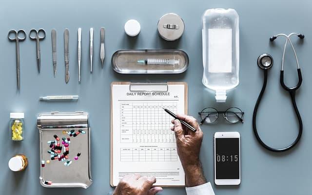 Conditions de travail et bien être des patients dans les établissements de soin