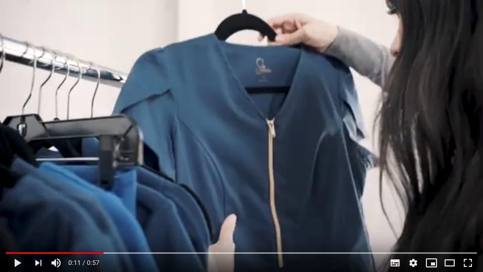 Jaanuu collection JOLIE, des vêtements faits pour le style et le confort