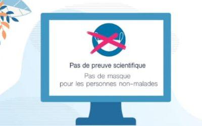 Mémo pour les professionnels de santé : 3 vidéos sur le Coronavirus