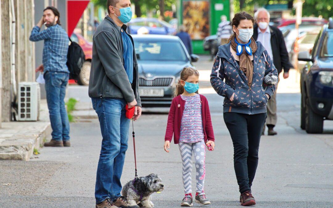 Le masque obligatoire selon les pays, les villes, les lieux